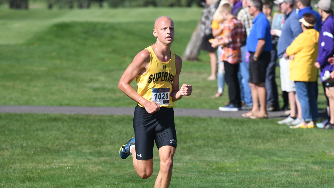 'Jackets Men's Cross Country Picked Second in UMAC Coaches Poll