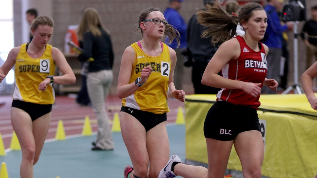 Manthey Fifth in 5,000, Leading 'Jackets at Phil Esten Challenge